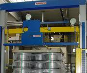 Automatische Kunststoffband-Umreifungsanlagen