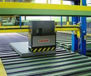 Automatische Stahlband-Umreifungsanlagen