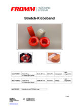 Stretch-Klebeband